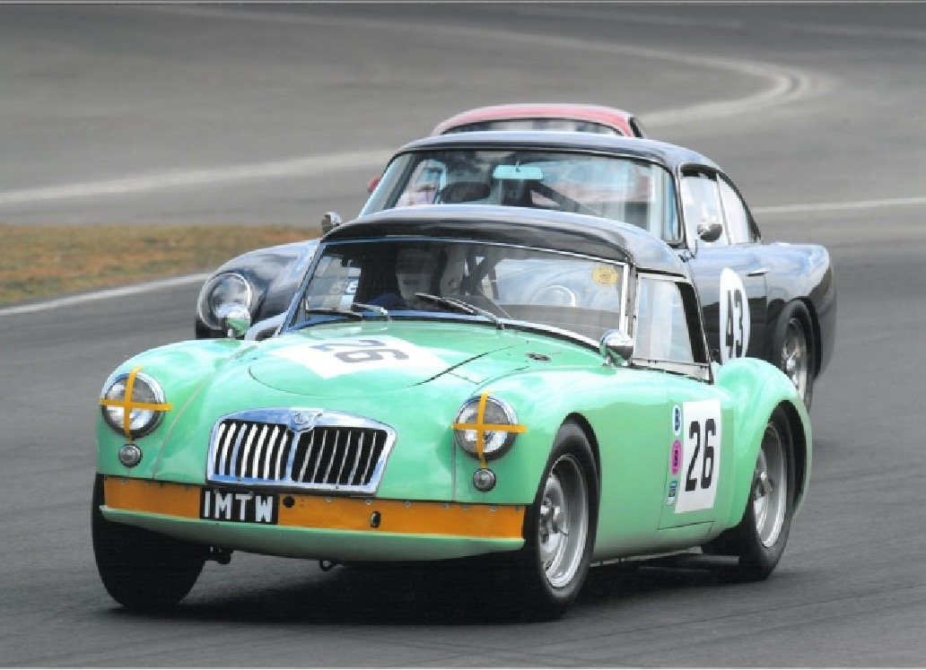 Manor House Automobiles | Racing